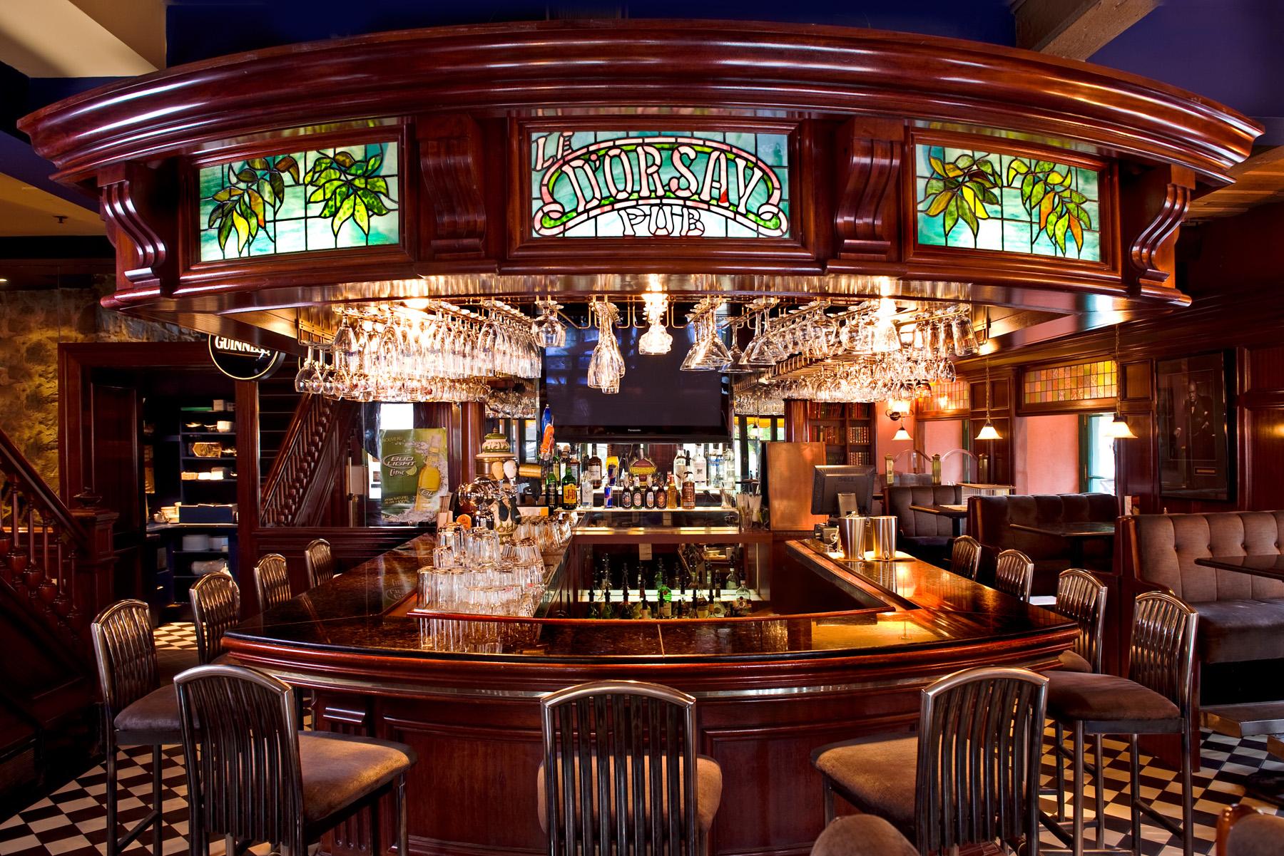 D'Orsay Restaurant-Pub - Restaurants