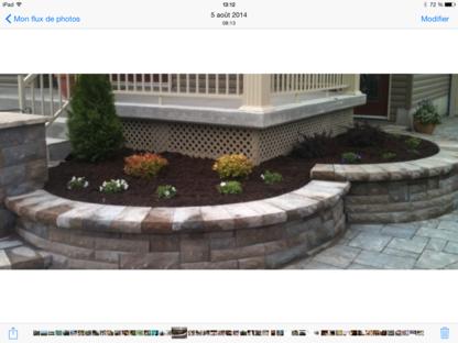 Terrassement Sag Lac - Landscape Contractors & Designers - 418-668-4208