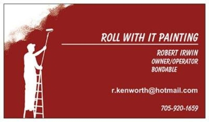 Roll with it Painting - Home Improvements & Renovations - 705-920-1659