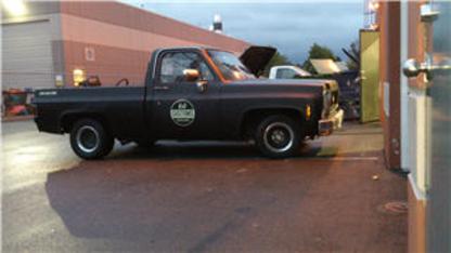 K&D Customs Ltd - Automobiles de collection et voitures anciennes