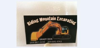 Riding mountain excavating - Landscape Contractors & Designers - 204-841-4743