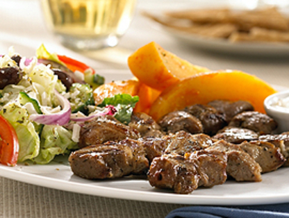 Mr. Greek Mediterranean Bar + Grill - Restaurants végétariens - 905-953-9000