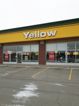 Yellow Shoes - Shoe Stores