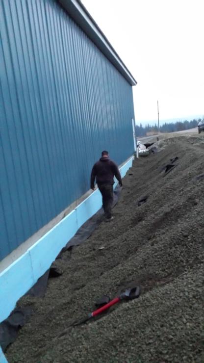 G & H Harfman Services - Excavation Contractors - 250-689-0277
