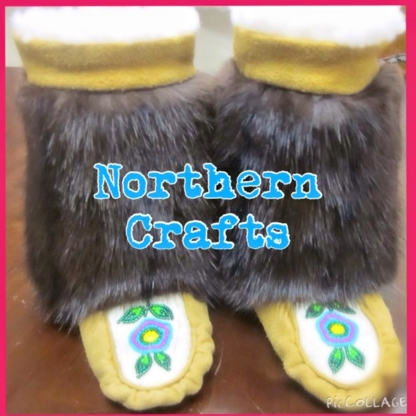Northern Crafts - Beads - 867-688-3055