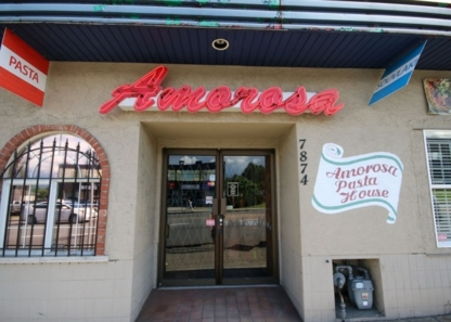 Amorosa Pasta House - Pizza et pizzérias - 604-525-3343