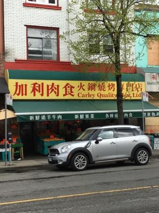 Carley Bbq & Hot Pot Supplies - Butcher Shops - 604-683-8198