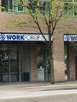 Workforce Temporary Services Ltd - Agence de placement temporaire - 604-269-9675