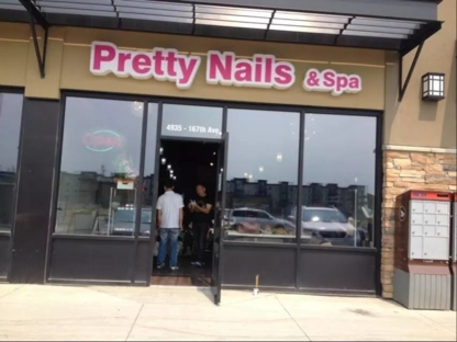 Pretty Nail & Spa Ltd - Épilation à la cire - 780-478-6863