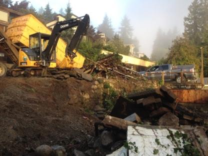 Black Mountain Bulldozing Ltd - Excavation Contractors
