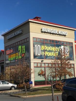 Burger King - Fast Food Restaurants