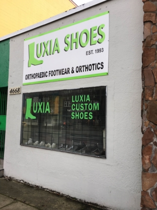 Luxia Shoes - Custom-Made Shoes