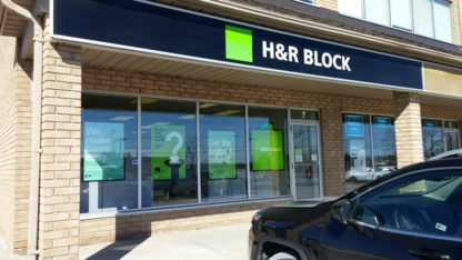 H&R Block - Tax Return Preparation - 905-579-0424