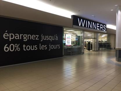 Winners Apparel Ltd - Magasins de vêtements - 514-683-8751
