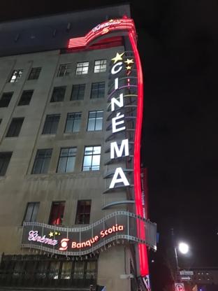 Scotiabank Theatre Montreal - Movie Theatres