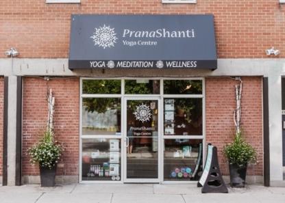 Pranashanti Yoga Centre - Yoga Courses & Schools - 613-761-9642