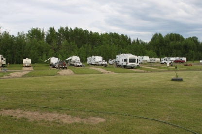 Potter's Hand Campground - Campgrounds - 780-524-8790