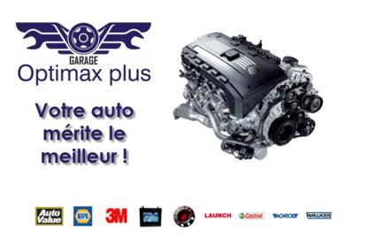 Optimax Plus Inc - Garages de réparation d'auto - 514-768-7878