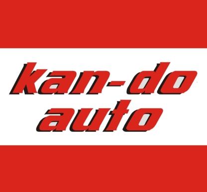 Kan-Do-Auto - Auto Diagnostic - 416-833-4939