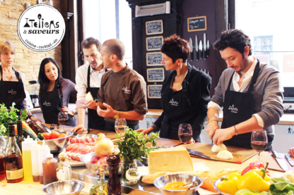 Ateliers et Saveurs - Culinary Schools & Cooking Classes - 514-849-2866