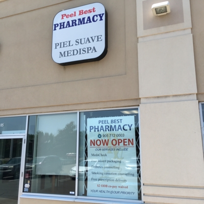 Peel Best Pharmacy - Pharmacists - 905-712-0003