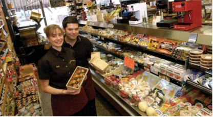 Les Fromages De Choix Inc - Fromages et fromageries - 514-729-2002