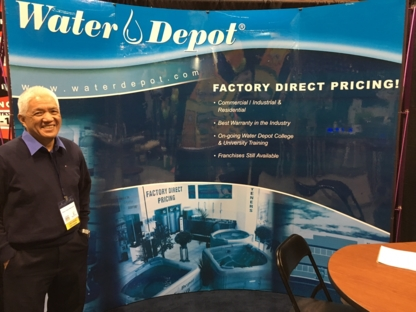 View Newmarket Water Depot's Concord profile
