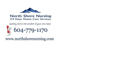 North Shore Nursing - Home Health Care Service - 604-779-1170