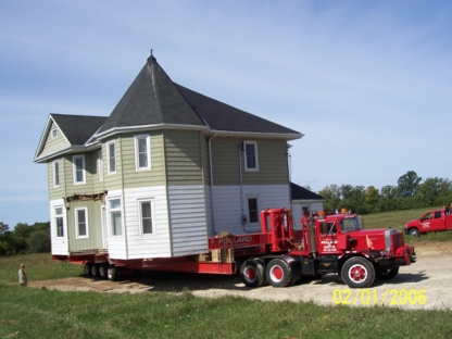 Pollard The Mover - Building & House Movers - 705-324-2292