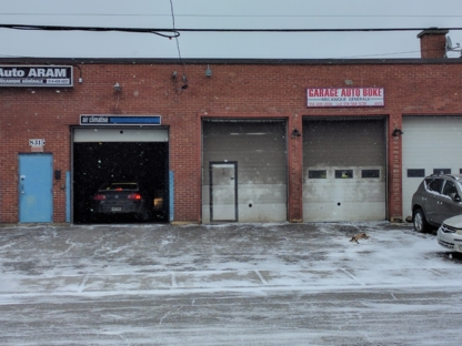 Aram Garage - Auto Repair Self Service Garages - 514-439-5021