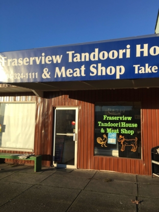 Fraserview Tandori House - Restaurants indiens - 604-324-1111