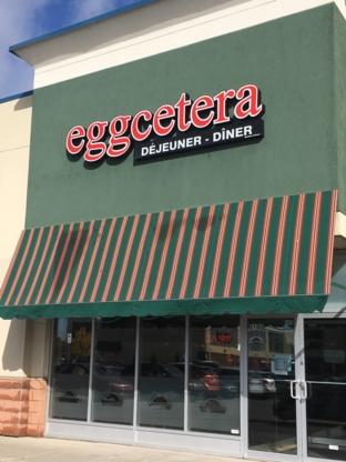 Déjeuner Eggcetera - Restaurants - 514-322-1715