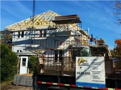 Alouette Construction Inc - Building Consultants - 418-454-5456