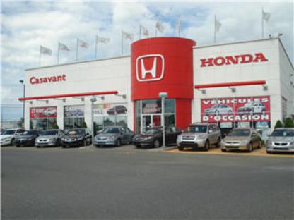 Voir le profil de Honda Casavant - Saint-Hyacinthe