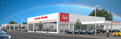 Toronto Honda - New Car Dealers - 416-423-2300