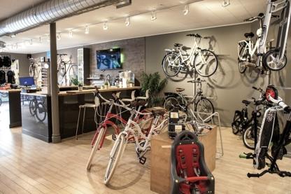 Vélo Branché - Bicycle Stores - 514-527-2468