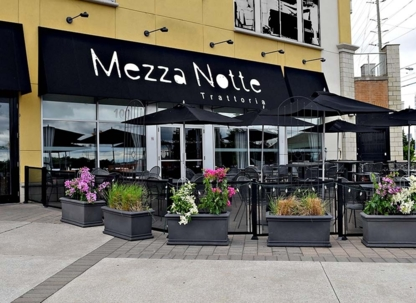 View Mezza Notte Trattoria - Thornhill's North York profile
