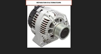 Auto Électrique R Gagnon - Garages de réparation d'auto - 418-276-1257