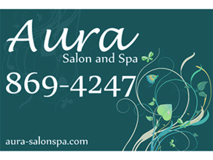 Aura Salon & Spa - Waxing - 902-869-4247