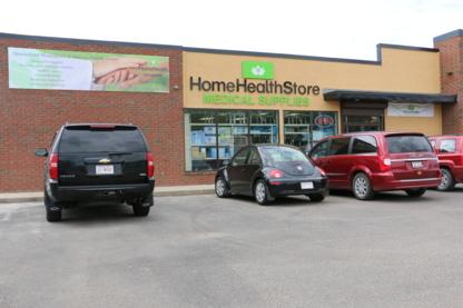 Home Health Store Inc - Medical Equipment & Supplies