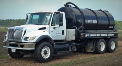 Total Septic - Septic Tank Cleaning