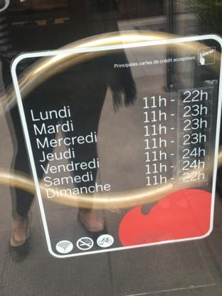 Rôtisserie St-Hubert - Rôtisseries et restaurants de poulet - 514-284-3440