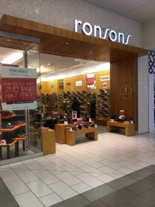 Walk With Ronsons - Shoe Stores - 604-433-1255