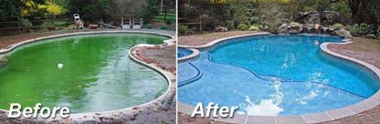 Pacific Pool & Spa - Swimming Pool Maintenance