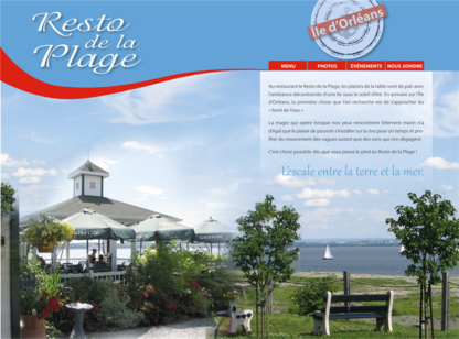 Resto de la Plage - Steakhouses