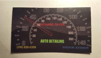 RC Automotive Detailing - Car Detailing