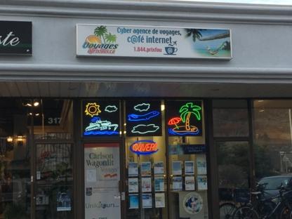 Agence De Voyage Mont St-Hilaire Inc - Agences de voyages - 450-464-6956