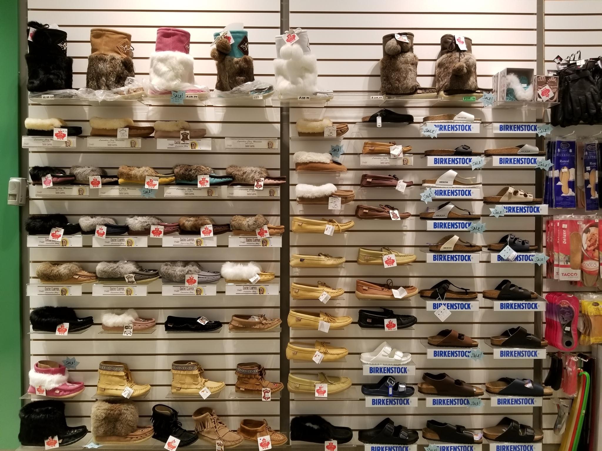 Shoe Repair Edmonton