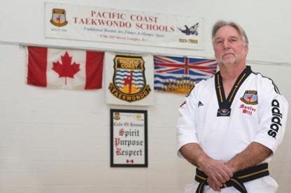 Pacific Coast Taekwondo - Martial Arts Lessons & Schools - 604-533-7855