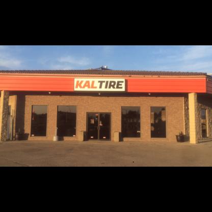 Kal Tire - Tire Retailers - 780-632-6688